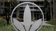 Herbalife Ltd. shares were up more than 5% in early trading Monday.