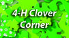 Tractor Supply supports 4-H with paper clovers May 8-19