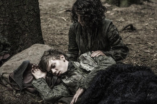 'Game of Thrones' Season 3: Jojen and Meera Reed