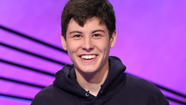 "Northwestern University junior Daniel Donohue may or may not have won $100,000 in the ""Jeopardy!"" College Championship. You'll have to watch the two-week tournament starting Monday to find out for sure."