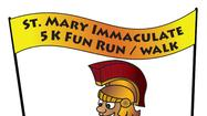 On Saturday, May 11th, St Mary Immaculate School will sponsor its 2nd Annual 5k Run/Walk and Kids 2k starting at 8:00am at St. Mary Immaculate School, 15629 S Rt. 59 in Plainfield.