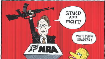 5/7/2013-NRA Convention