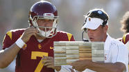 Matt Barkley, Lane Kiffin