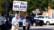 U.S. Sen. <strong>Bill Nelson</strong> has joined Democrats in the Legislature in calling on Gov. <strong>Rick Scott </strong>to call lawmakers back in special session and demand that they accept $51 billion in federal funds to expand healthcare to about 1 million Floridians.