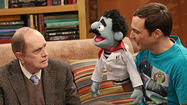 "UPDATE: That Bob Newhart guest appearance helped put ""The Big Bang Theory"" on top last week in Central Florida. But ""NCIS"" was the most-watched show nationally while ""Big Bang"" placed second."
