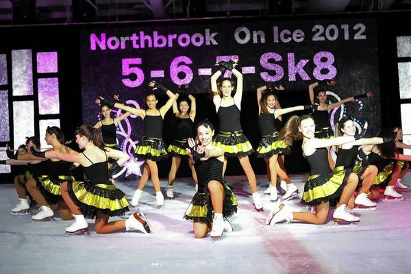 In this 2012 Northbrook Sports Center's file photo, skaters perform in Northbrook-On-ice, winner of 2012 Outstanding Special Event Award. This year, the show is embracing social media to celebrate Mother's Day at Northbrook Sports Center, 1730 Pfingsten Road, in Northbrook.