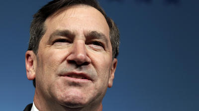 Donnelly talks Syrian, Afghan wars