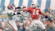 Former University of Miami star quarterback Vinny Testaverde will be one of 14 new members of the College Football Hall of Fame as part of the Class of 2013.