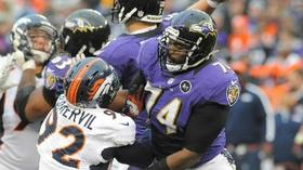 Michael Oher will still be under siege at right tackle