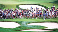 When the United States Golf Association packed up its corporate tents after the 2002 Senior Open concluded, Caves Valley returned to its roots as a private club that was selective in the tournaments it hosted. Mandated to promote the amateur ranks, the Owings Mills club welcomed a handful of events in the intervening years — none involving professionals.