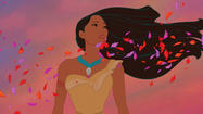 Disney Princesses -- Pocahontas