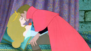 Disney Princesses -- Aurora from 'Sleeping Beauty'
