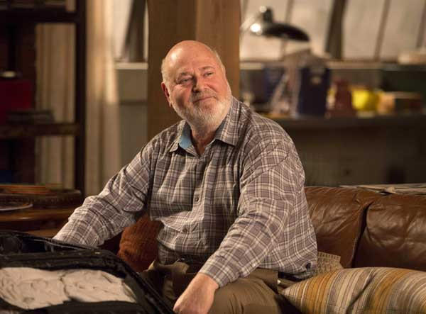 "Rob Reiner guest stars on a new episode of ""New Girl"" on Fox."