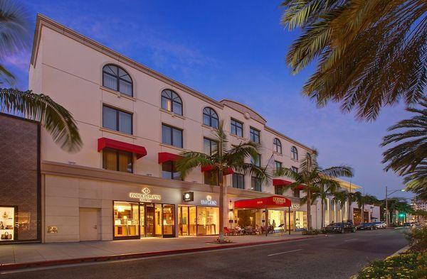 Rooms are on sale at selected Luxe Hotels in Southern California, including the property at 360 N. Rodeo Drive in Beverly Hills.
