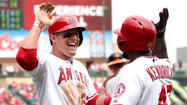 Angels, Mike Trout, Howie Kendrick