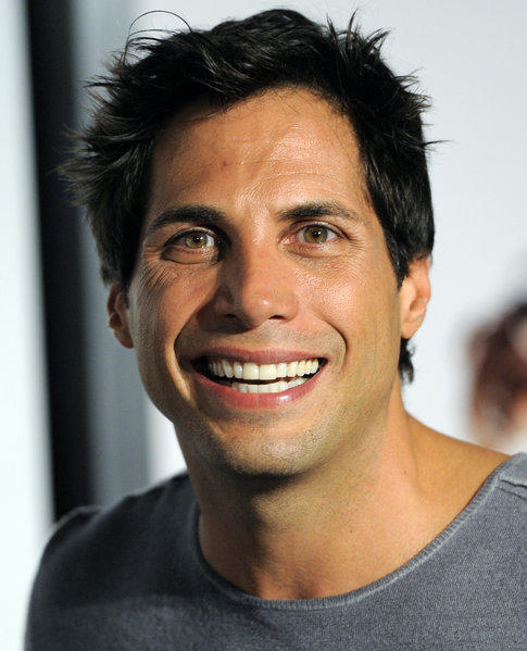 """Girls Gone Wild"" creator Joe Francis is shown at a 2010 film screening."