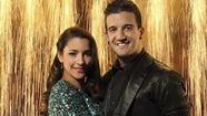 "Headlines from Monday's ""Dancing With the Stars"": The judges handed out the first perfect score this season. All-American gymnast Aly Raisman proved her versatility by playing a harlot. ""Bachelor"" Sean Lowe probably took his last turn on the dance floor."