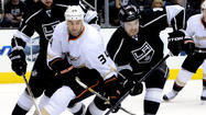Switching from cold, snowy vistas to the backdrop of a Pacific sunset, the NHL on Monday confirmed the Kings and the Ducks will face off in an outdoor game Jan. 25 at 7 p.m. Dodger Stadium.