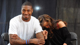 High-flying moves and a killer waltz for Jacoby Jones on 'Dancing with the Stars'