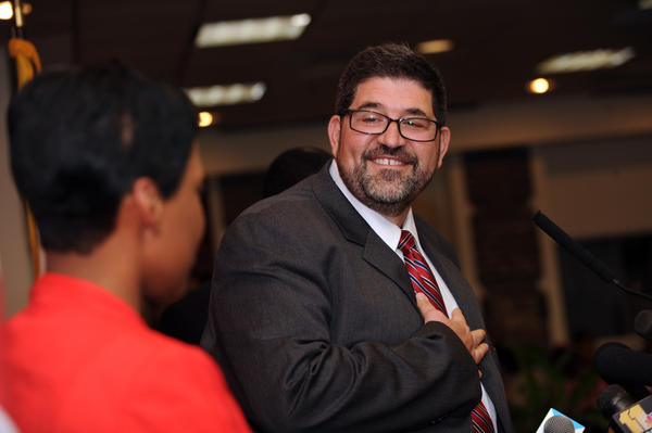 At the Baltimore City Public Schools Office of Communication, Dr. Andres A. Alonso, CEO, Baltimore City Public Schools announces his retirement and expresses his gratitude that Tisha Edwards will be taking over as interim superintendent.