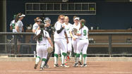"<span style=""font-size: small;"">The Notre Dame softball team is celebrating a BIG EAST title.</span>"