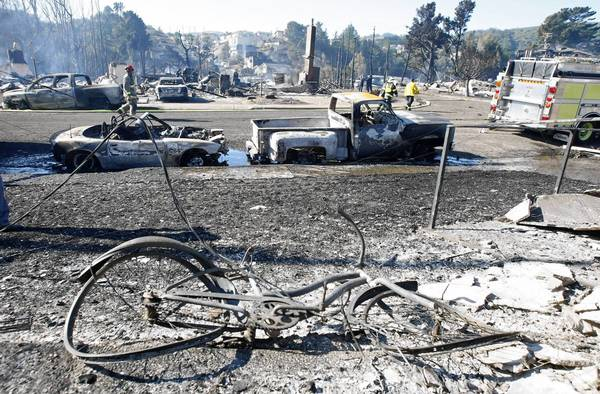 The 2010 explosion in San Bruno, Calif., killed eight people and destroyed dozens of homes. Regulators are calling for a record $2.25-billion fine for Pacific Gas & Electric.