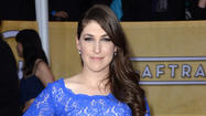 Go away with Mayim Bialik