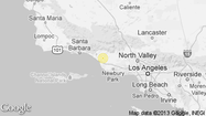 A shallow magnitude 3.5 earthquake was reported Tuesday morning four miles from Saticoy, according to the U.S. Geological Survey. The temblor occurred at 2:05 a.m. PDT at a depth of 13.7 miles.