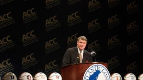 Teel Time: Swofford discusses ACC divisions, revenue sharing, bowls