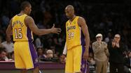 Metta World Peace was having one of his best seasons as a Laker -- until he tore the meniscus in his left knee.
