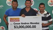 Hialeah man hits for $3M Monopoly scratch-off