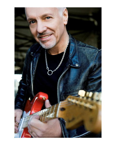 A file photo of musican Peter Frampton whose concert at the Simsbury Meadows performing arts center was approved by the board of selectmen last month.