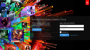 Adobe shifts Creative software to the cloud, monthly subscription