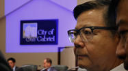 The San Gabriel City Council voted to seat councilman-elect Chin Ho Liao on Monday, concluding a series of public hearings sparked by a resident's election fraud complaint.