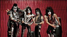 Kiss to strut at Portsmouth amphitheater in August