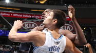 Nik Vucevic: 2012-13 Orlando Magic player evaluations