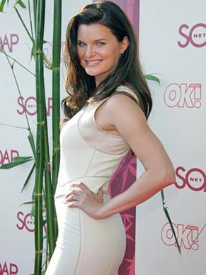 "<B>Heather Tom from ""One Life to Live""</B>"