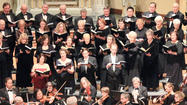 "The Great Lakes Chamber Orchestra and Chorus will present a concert titled ""Songs of Love and Joy""at 7:30 p.m. on Saturday, May 18, at John M. Hall Auditorium in Bay View."