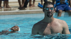 Michael Phelps is the second-most influential athlete in U.S.