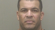 A former Coral Springs firefighter/paramedic was sentenced to 15 years in prison Tuesday for being an armed escort for a man he thought was dealing drugs. Santiago Gonzalez came to the attention of federal agents when an informant said he bragged that he played a role in the beheading murders of a South Florida couple.
