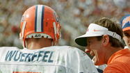 Thirty years after Steve Spurrier and a decade before Tim Tebow, Danny Wuerffel set the standard for quarterback play at the University of Florida.