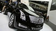 The Chinese appetite for luxury automotive brands, including Cadillac, has become so great that General Motors has won government permission to build a $1.3-billion factory near Shanghai, the automaker confirmed Tuesday.