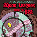 9) 20,000 Leagues Under the Sea