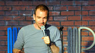 Bryan Callen has a slight case of Peter Pan syndrome.