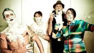 Red Hot Chili Peppers to Perform in Anchorage