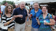 Wineries, breweries and food vendors will once again fill Spring Valley in honor of the summer solstice.