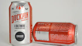 Union Craft Brewing's flagship beers available in cans this week