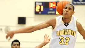 Randallstown's Chris Manning talks about his Mount St. Mary's pledge