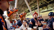 There could be new grub to chomp on while watching the Bears next season at Soldier Field.