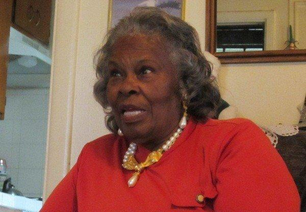 Arzalee Porter, a resident of Avalon Gardens, talks about her 50 years in South Los Angeles.